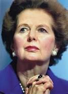 Maragaret Thatcher