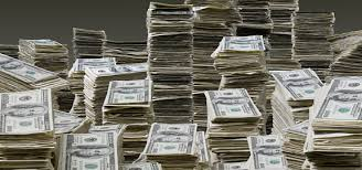 Money Stacks Imabe by Inc