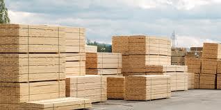 wood stacks