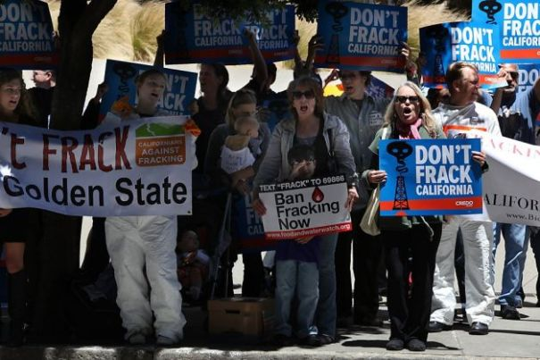 California and Fracking