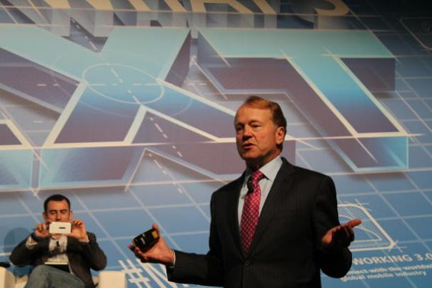 Cisco CEO John Chambers image from CNET
