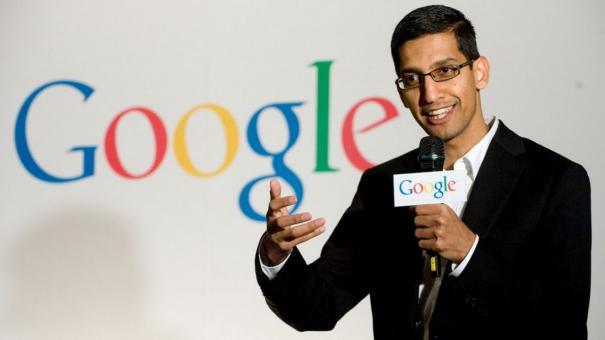 Sundar Pichai-Google-io13