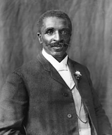 George Washington Carver. Image from Wikipedia.
