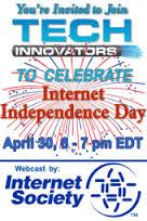 Internet Independence Day