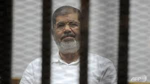 Morsi Jailed