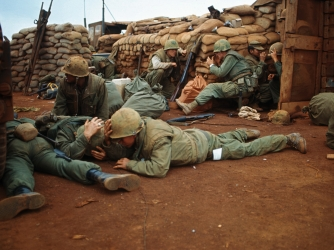 Vietnam War the Tet Offensive