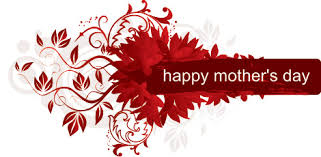 HappyMothers Day Red