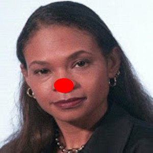 Tyra Oldham Red Nose