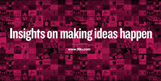 99U IDEAS and CREATIVITY